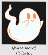 Quaran-themed Halloween