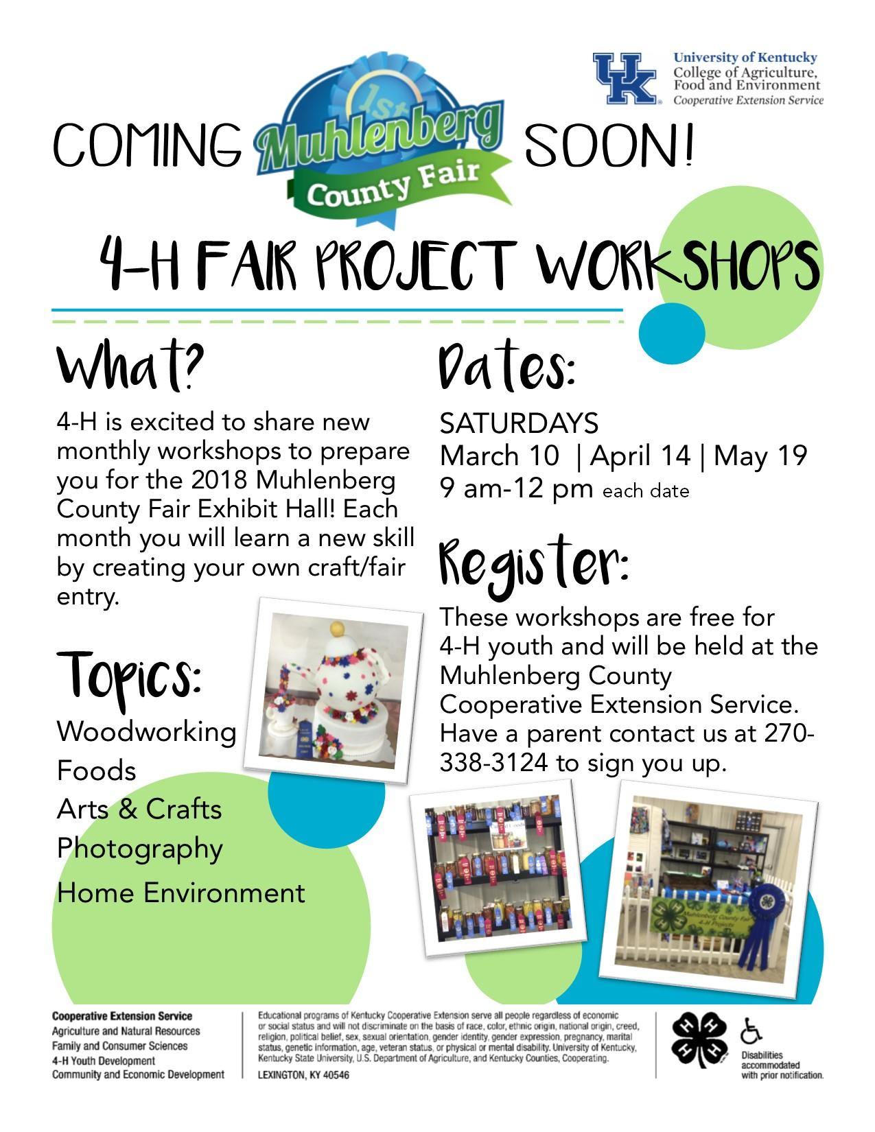 Fair Workshops