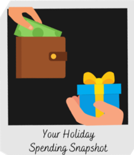 Your Holiday Spending Snapshot