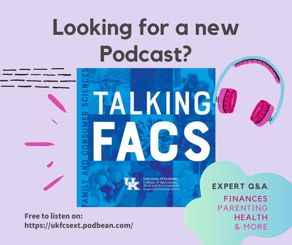 The Talking FACS Podcast can be accessed by clicking this photo.