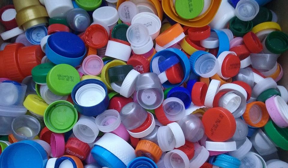 Recycle your Plastic Bottle Caps