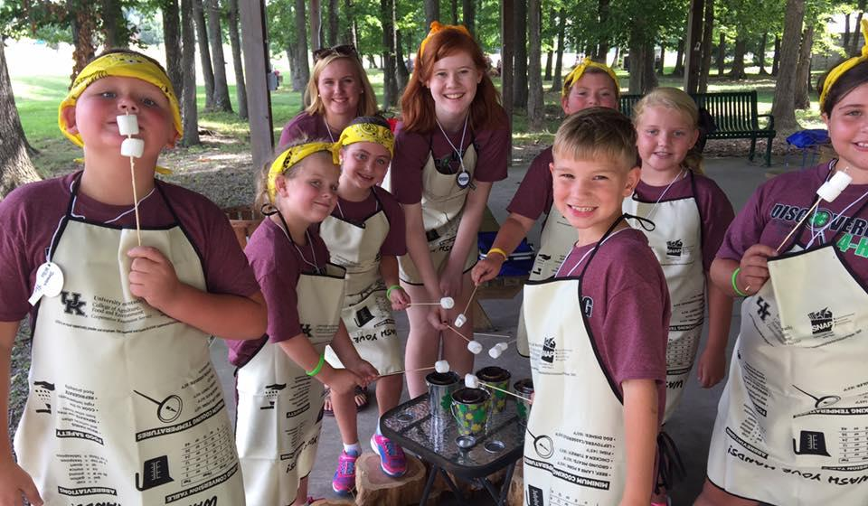 Clover Bud Day Camp