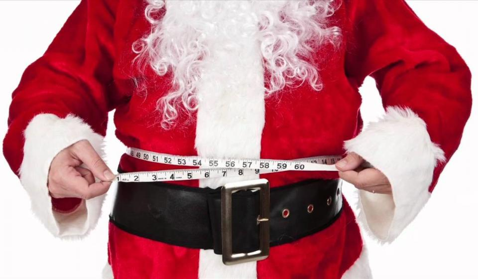 No Weight Gain Holiday Challenge